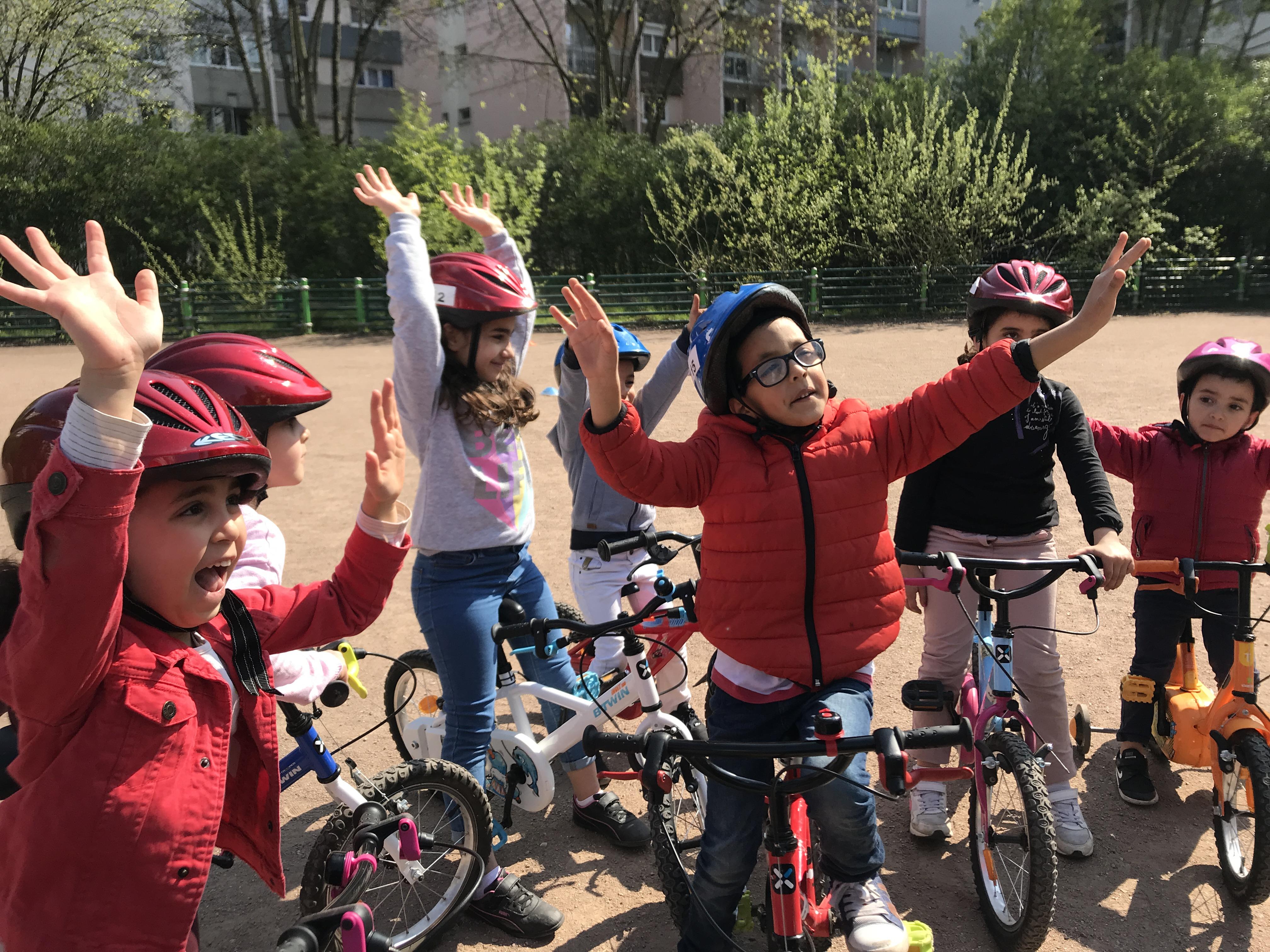 Vélo Santé Hautepierre