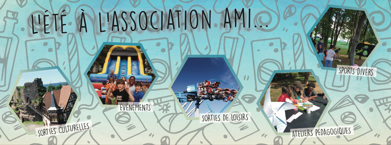 Un été à l'Association AMI