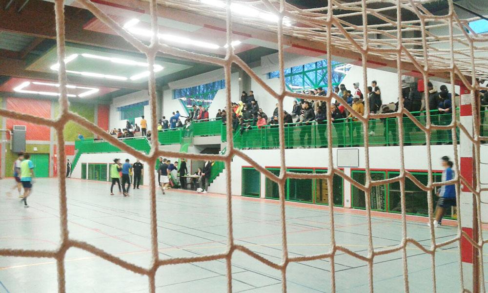 Tournoi Futsal (17-18 décembre)